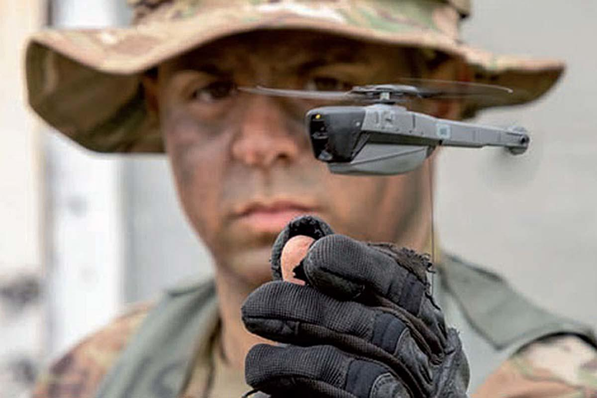 Army to Buy $39.6 Million Worth of Pocket-Sized Drones