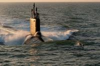 Virginia Class Attack Submarine - SSN