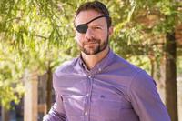Former Navy SEAL Daniel Crenshaw. (Photo: Dan Crenshaw for Congress website)