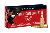 Federal Premium's new .224 Valkyrie round. Courtesy of Federal Premium