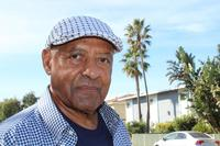 "Marine ""Gunny"" John Canley, originally from Arkansas, now lives in Oxnard, Calif. (Photo courtesy Congresswoman Julia Brownley's office)"