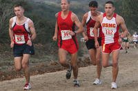 USMC cross country team
