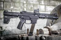 The U.S. Army has added Angstadt Arms Corporation's UDP-9 to the list of subcompact weapons it plans to test  in an attempt to better arm security personnel. (Photo: Angstadt Arms)