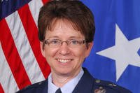 Brig. Gen. Wendy Johnson (U.S. Air Force)