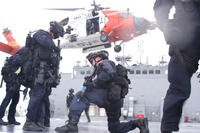 Coast Guard boarding team