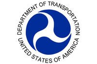 Department of Transportation logo.