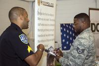 Police Recruit Military